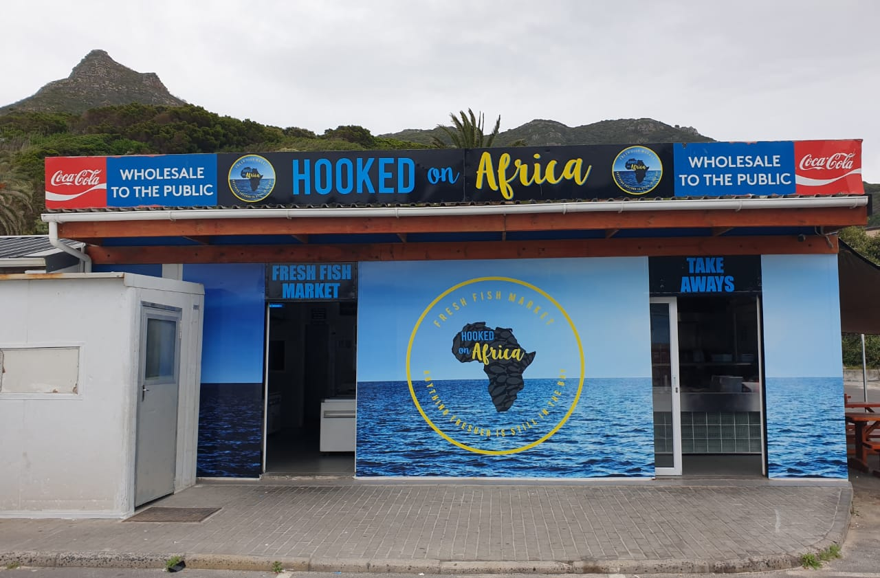 hooked on africa fresh fish market hout bay 2